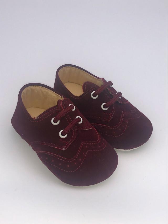 Pantofi de botez pentru baieti BB-001