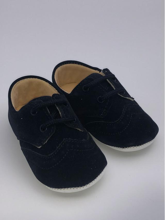 Pantofi de botez pentru baieti BB-002