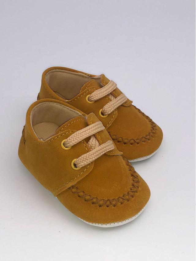 Pantofi de botez pentru baieti BB-003