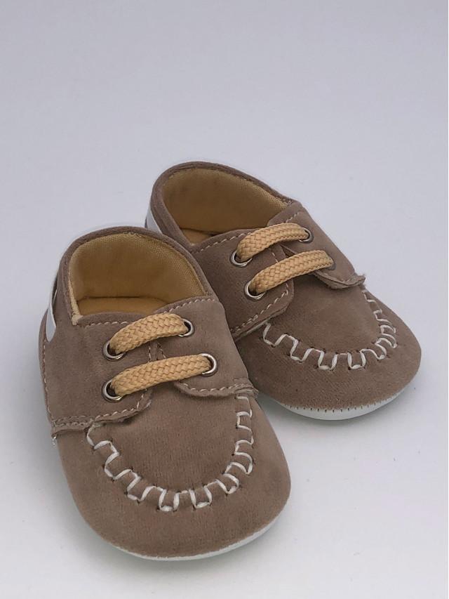 Pantofi de botez pentru baieti BB-004