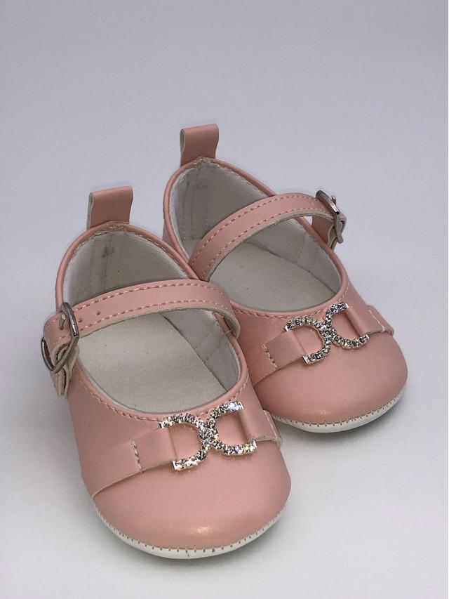 Pantofi de botez pentru fetite BF-002